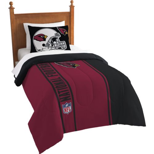 The Northwest Company Arizona Cardinals Twin Comforter and Sham Set