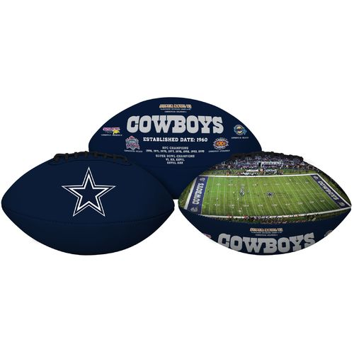 Display product reviews for Rawlings® Dallas Cowboys Stadium Football