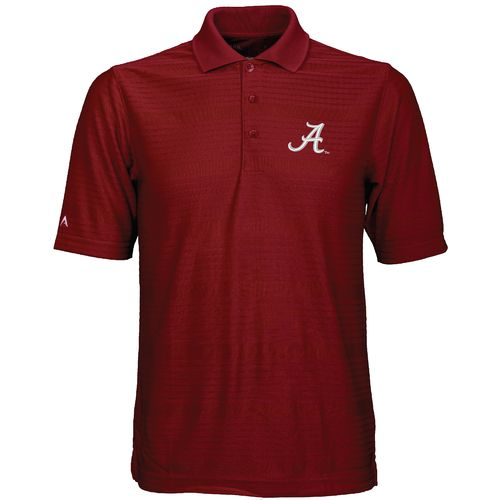 Antigua Men's University of Alabama Illusion Polo Shirt
