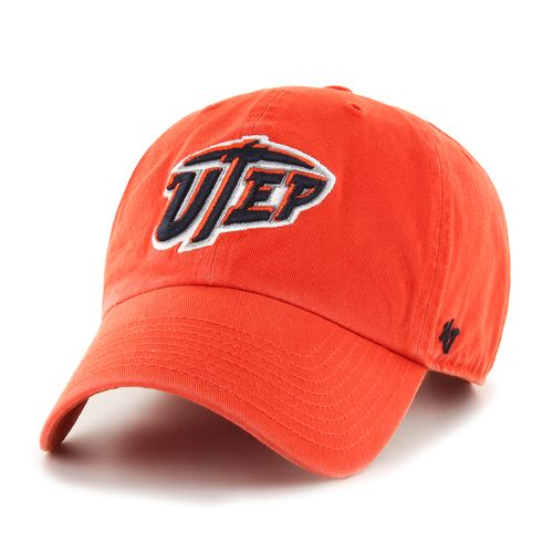 '47 Men's University of Texas at El Paso Cleanup Cap