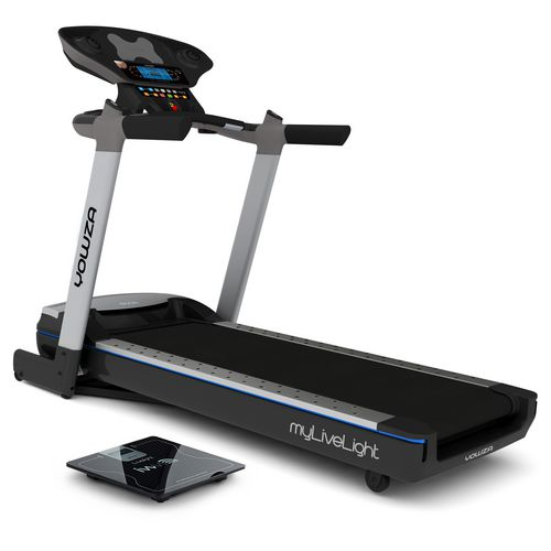 Yowza Fitness Boca Professional Grade Swing Arm Treadmill