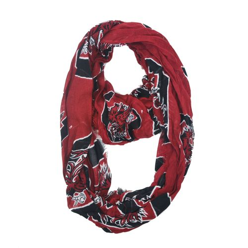 ZooZatz Women's University of South Carolina Logo Infinity