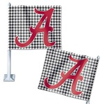 WinCraft University of Alabama Houndstooth Car Flag