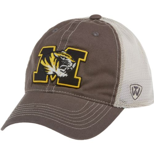 Top of the World Adults' University of Missouri Putty Cap