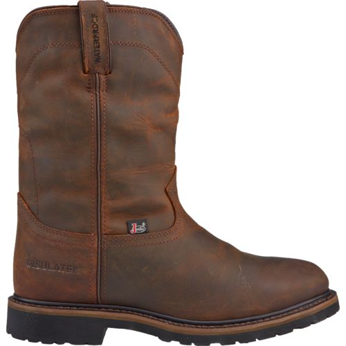 Justin Men's Wyoming Worker II Wellington Work Boots