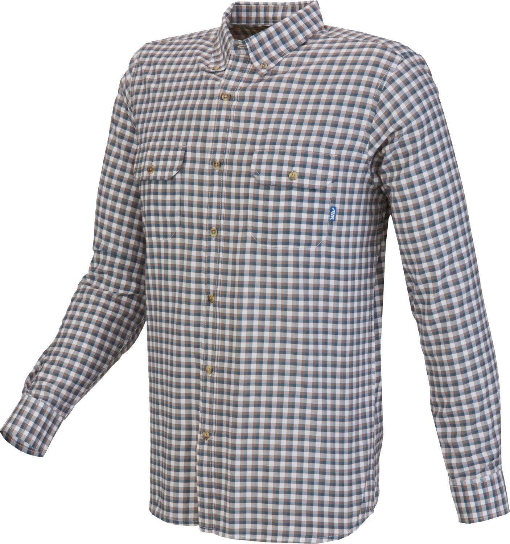 Mountain Khakis Men's Gingham Plaid Button Down Shirt