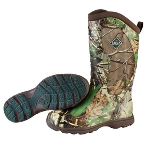 Muck Boot Adults' Pursuit Stealth Cool Realtree APG Hunting Boots