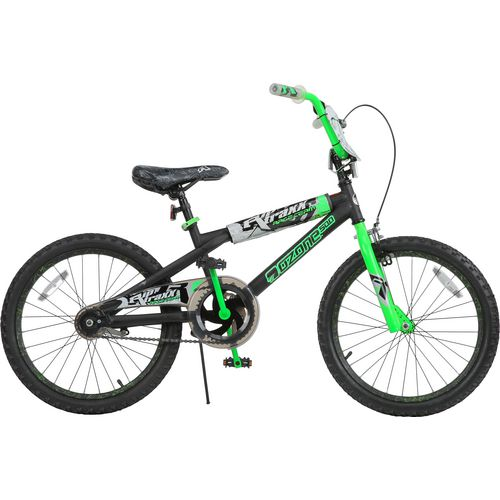 "Display product reviews for Ozone 500® Boys' Rip Traxx 20"" BMX Bicycle"