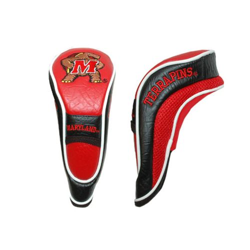 Team Golf University of Maryland Hybrid Head Cover