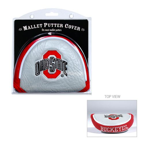 Team Golf Ohio State University Mallet Putter Cover