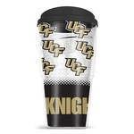 ThermoServ Wichita State University 16 oz. Classic Double-Walled Hammered Tumbler with Lid