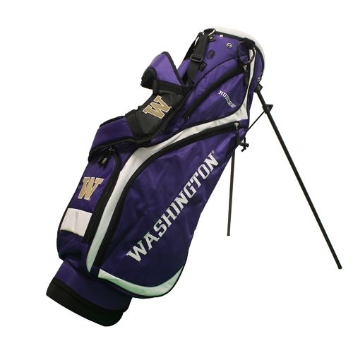 Team Golf University of Washington Nassau Stand Golf Bag