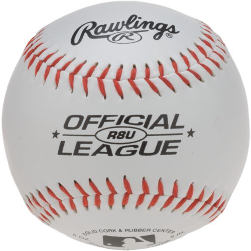 Rawlings Youth Recreational Baseballs 12-Pack - view number 1