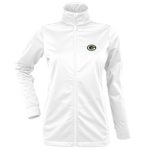 Antigua Women's Green Bay Packers Golf Jacket - view number 1