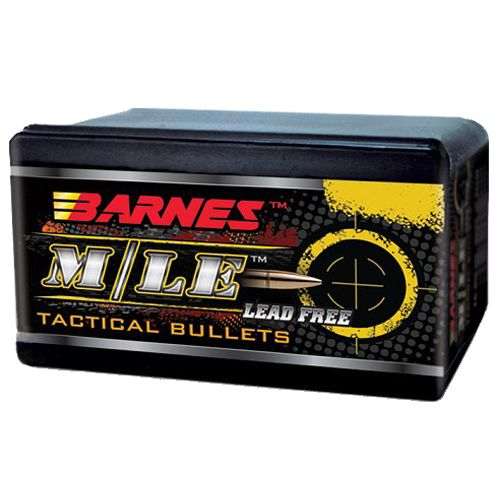 BARNES M/LE TAC-X Rifle Reloading Bullets - view number 1
