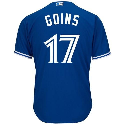 Majestic Men's Toronto Blue Jays Ryan Goins #17 Cool Base® Jersey - view number 1