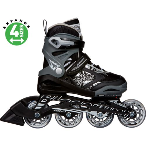 Display product reviews for Rollerblade Boys' Bladerunner Phoenix Adjustable In-Line Skates