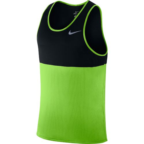 Nike Men's Racer Singlet Tank Top