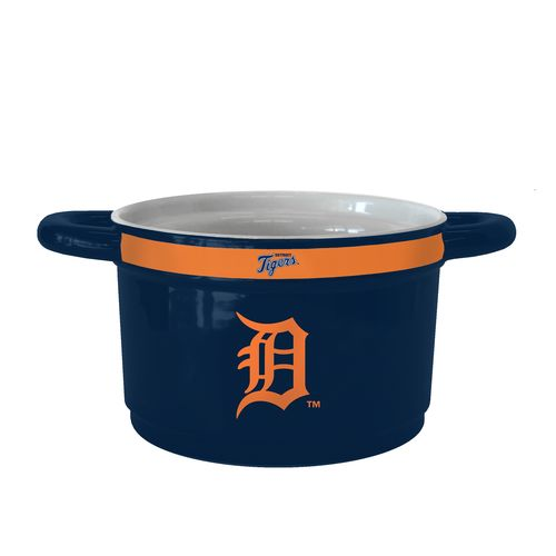Boelter Brands Detroit Tigers Gametime 23 oz. Ceramic Bowl