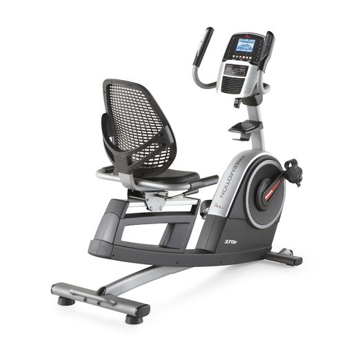 freemotion fitness 370r recumbent exercise bike