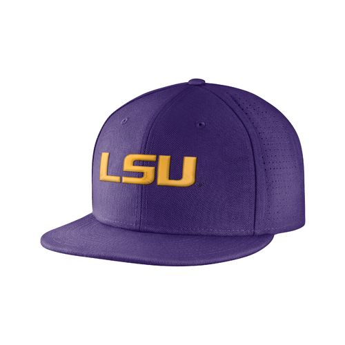 Nike™ Men's Louisiana State University True Vapor Fitted Cap