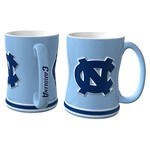 Boelter Brands University of North Carolina 14 oz. Relief Mugs 2-Pack