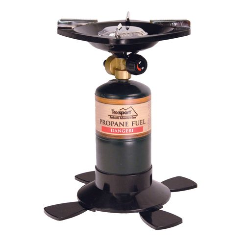 Texsport Barren Single-Burner Propane Stove