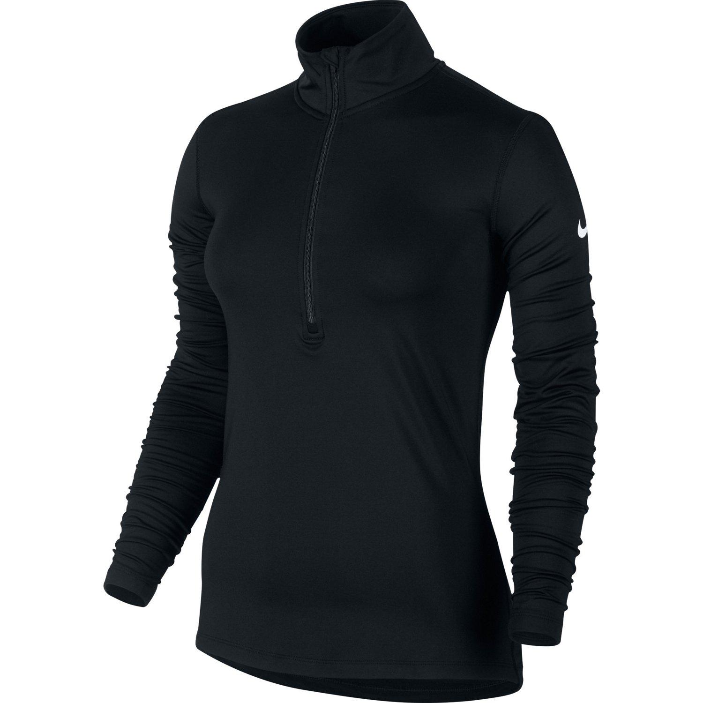 Nike Women's Pro Warm 1/2 Zip Long Sleeve