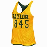 Colosseum Athletics Women's Baylor University Triple Crown Reversible Tank Top