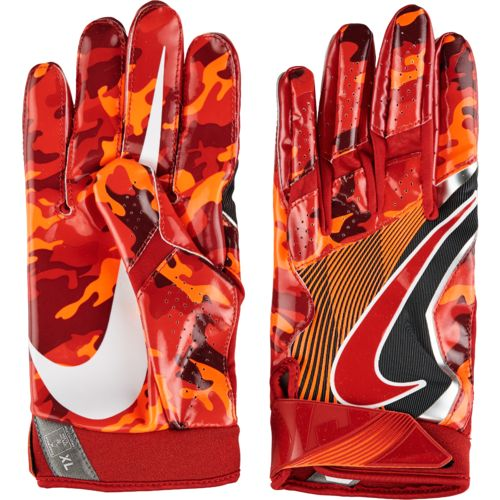 All Red Football Gloves On Sale Off78 Discounts