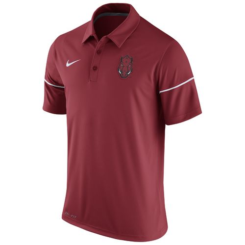 Nike™ Men's University of Arkansas Team Issue Polo Shirt