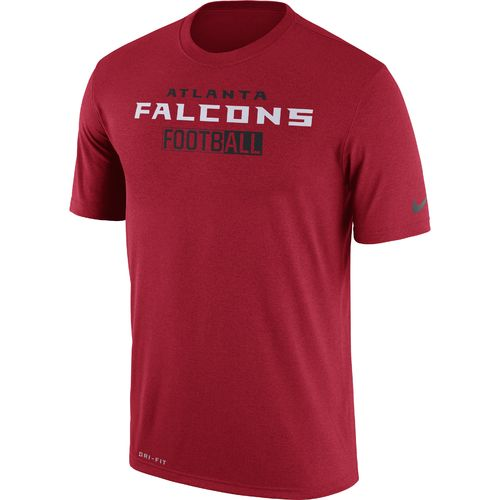 Nike Women's Atlanta Falcons Gear Up Modern Fan Top