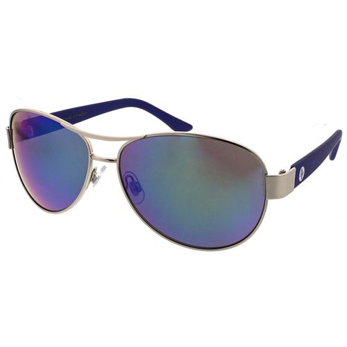 Adrienne Vittadini Adults' Value Aviator Sunglasses