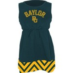 Klutch Apparel Toddlers' Baylor University Chevron Dress