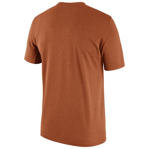 Nike Men's University of Texas Legend Dri-FIT Short Sleeve T-shirt - view number 2