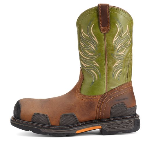 Ariat Men's Overdrive Composite-Toe Boots