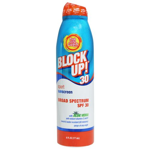 Fruit of the Earth Block Up! Sport SPF 30 Continuous Spray Sunscreen - view number 1