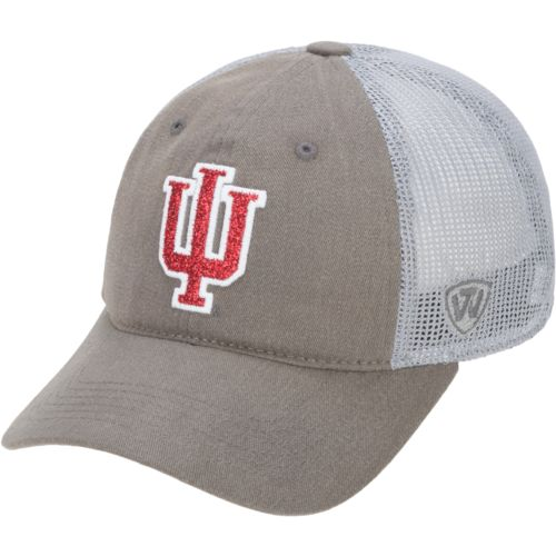 Top of the World Women's Indiana University Charisma 2-Tone Adjustable Cap