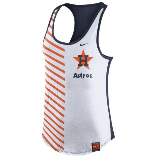 Nike™ Women's Houston Astros Tri Tank Top