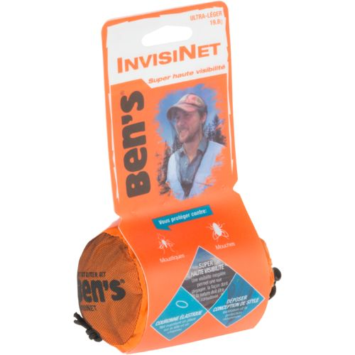 Display product reviews for Ben's InvisiNet Mosquito Head Net