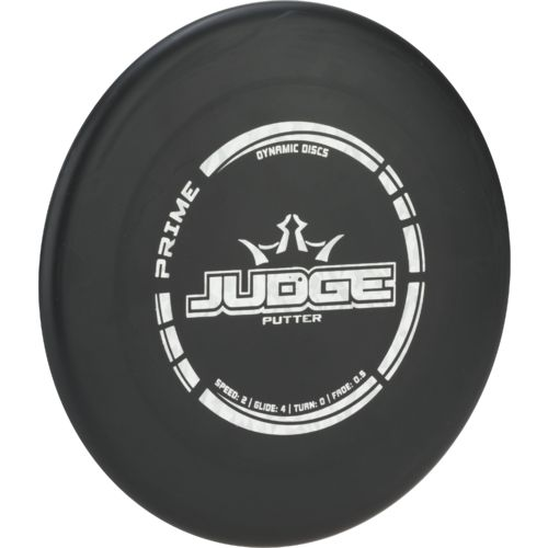 Dynamic Discs Prime Judge Putter - view number 2