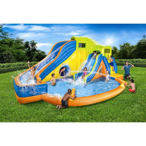 Display product reviews for Banzai Pipeline Twist Aqua Park