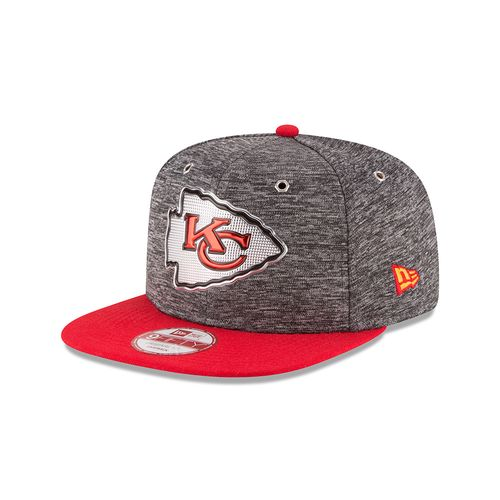 New Era Men's Kansas City Chiefs 9FIFTY® 2016 NFL Draft Cap