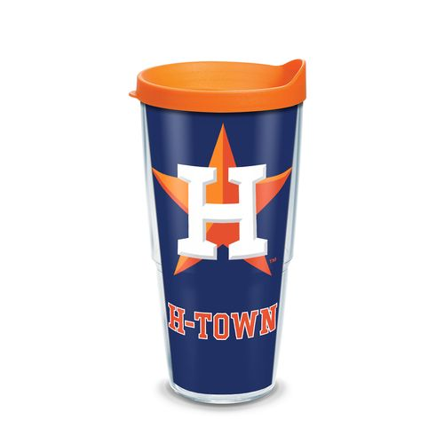 Tervis Houston Astros H Town 24 oz. Tumbler with Lid