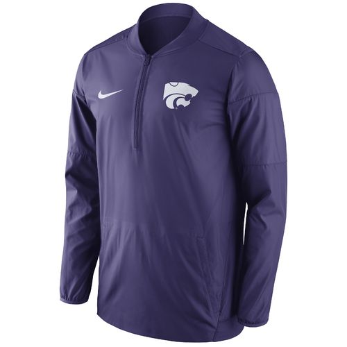 Nike Men's Kansas State University Lockdown Jacket