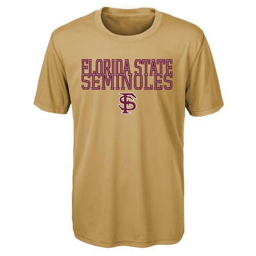 Gen2 Toddlers' Florida State University Overlap Poly T-shirt