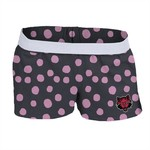 Soffe Girls' Arkansas State University Printed Authentic Low-Rise Short
