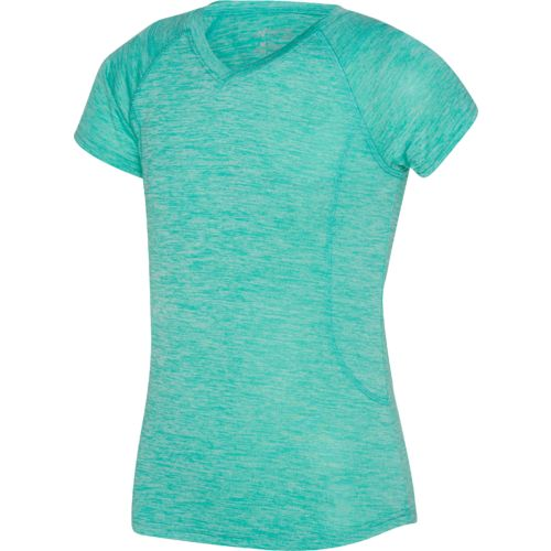 BCG Girls' Training Heather Tech T-shirt