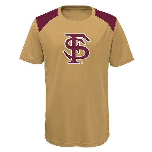 Gen2 Boys' Florida State University Ellipse Performance Top