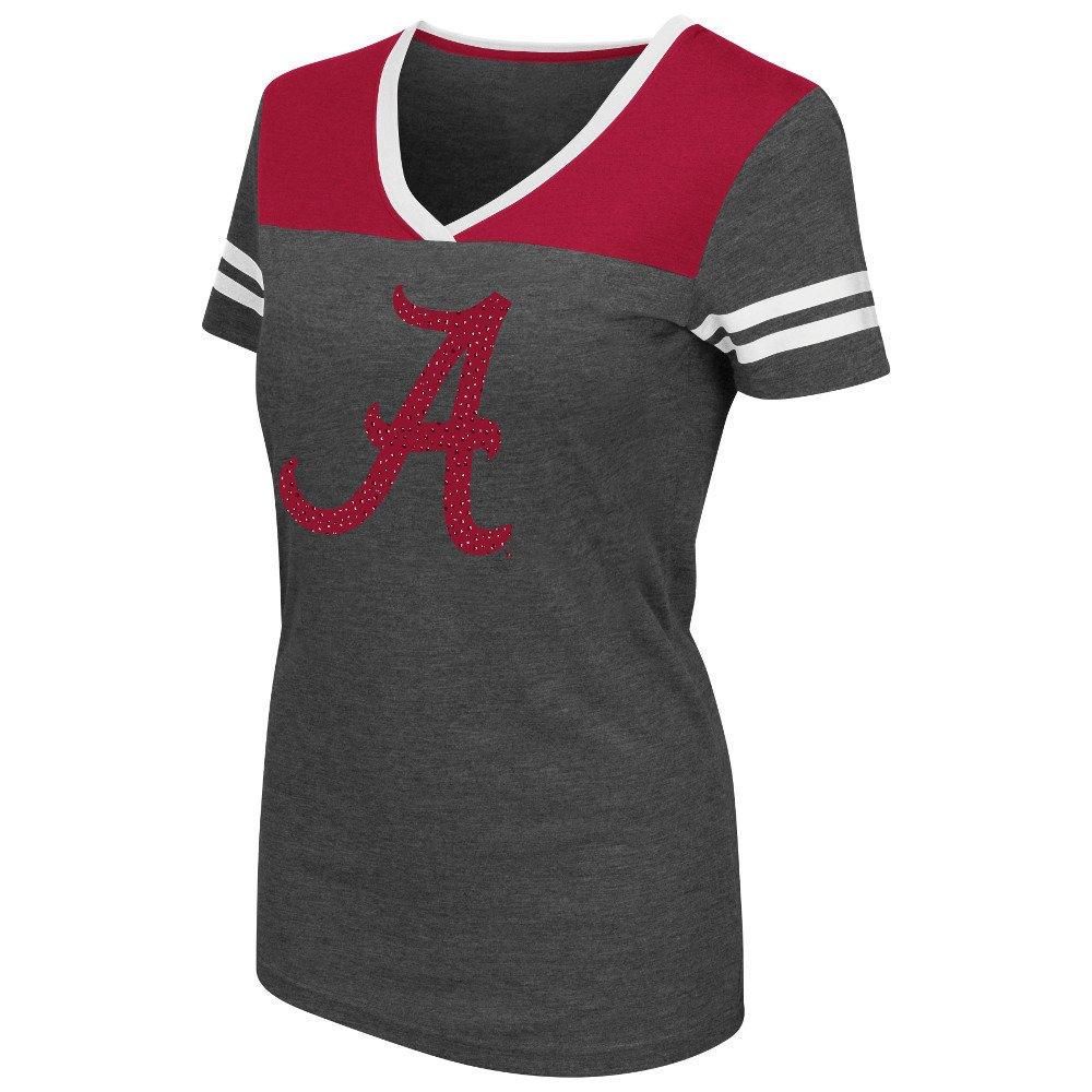 Colosseum Athletics™ Women's University of Alabama Twist V-neck